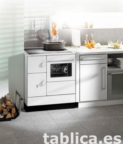 Kuchnie węglowe, na drewno, pellety, piecyki, kominki