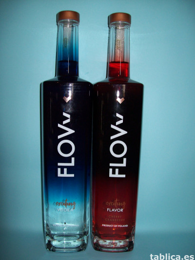 Wódka - luksusowa, premium. Pszeniczna. Wyjątkowa i łagodna.