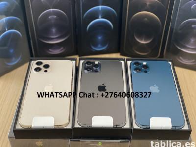 Apple iPhone 12 Pro = €500EUR, iPhone 12 Pro Max = €550EUR