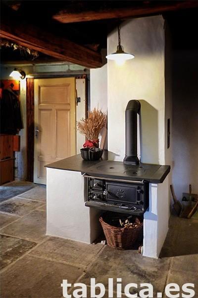 Piec kuchenny-tradycja, prestiż i nowoczesność. 30