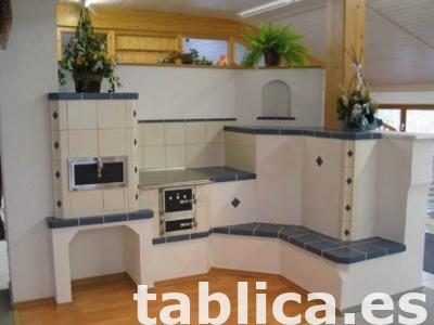 Piec kuchenny-tradycja, prestiż i nowoczesność. 35