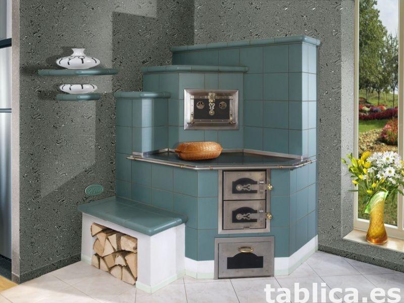 Piec kuchenny-tradycja, prestiż i nowoczesność. 50