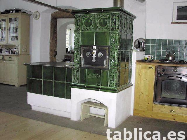 Piec kuchenny-tradycja, prestiż i nowoczesność. 56