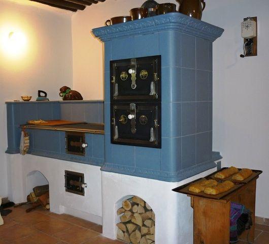 Piec kuchenny-tradycja, prestiż i nowoczesność. 1