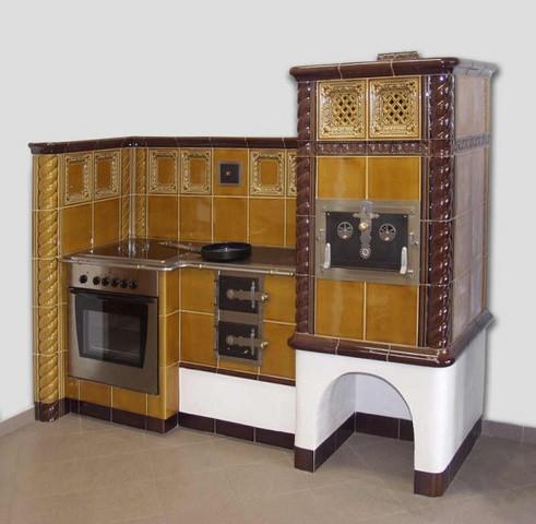 Piec kuchenny-tradycja, prestiż i nowoczesność. 25