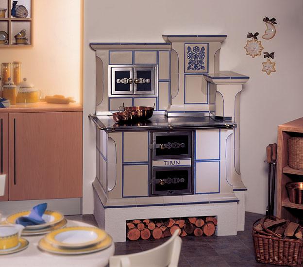 Piec kuchenny-tradycja, prestiż i nowoczesność. 40