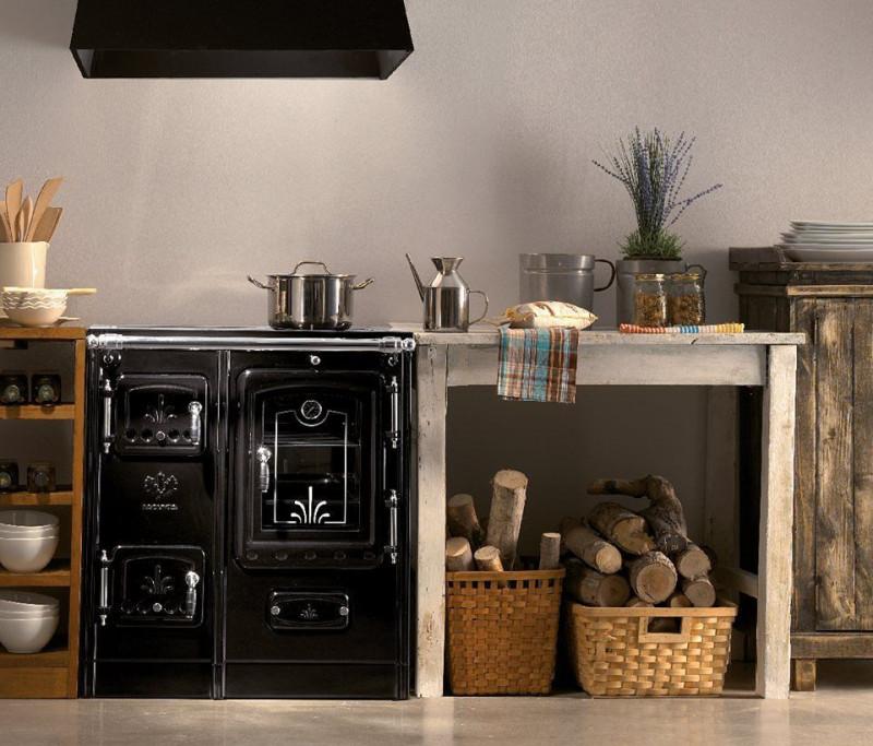 Kuchnie węglowe, na drewno, pellety, piecyki, kominki 6