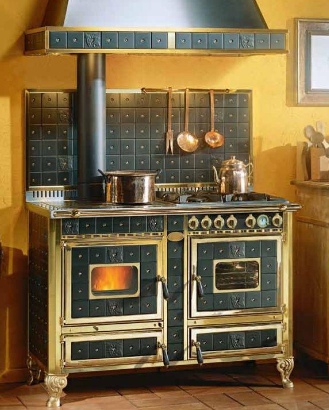 Kuchnie węglowe, na drewno, pellety, piecyki, kominki 18