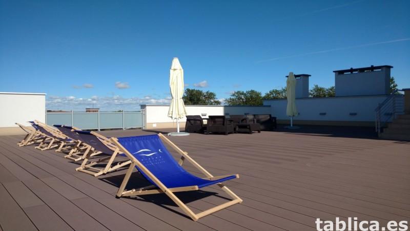 Apartament Mielno-Holiday*401, nad samym morzem. 19