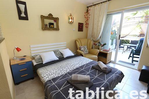 Sympatyczny Apartament dla 2-osób na wybrzeżu Hiszpanii. 2