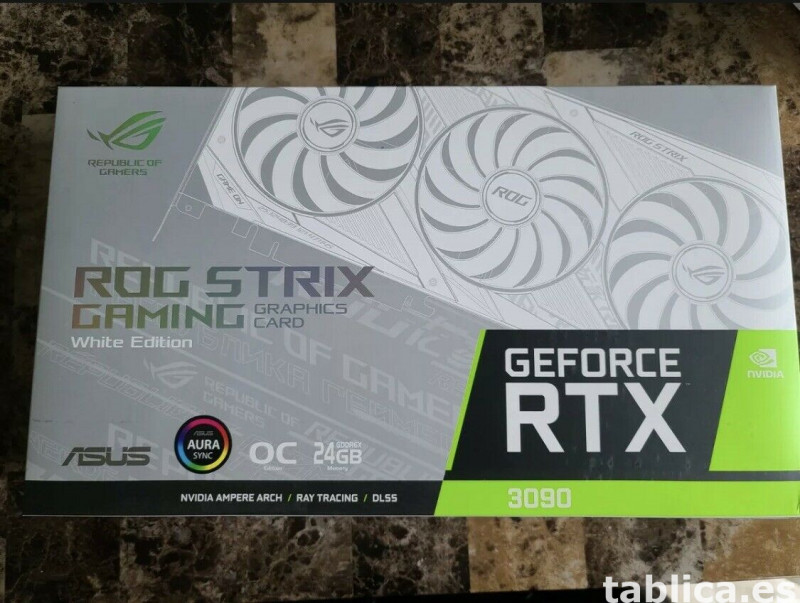 GEFORCE RTX 3090 / RTX 3080 / RTX 3070 / RTX 3060 Ti  3