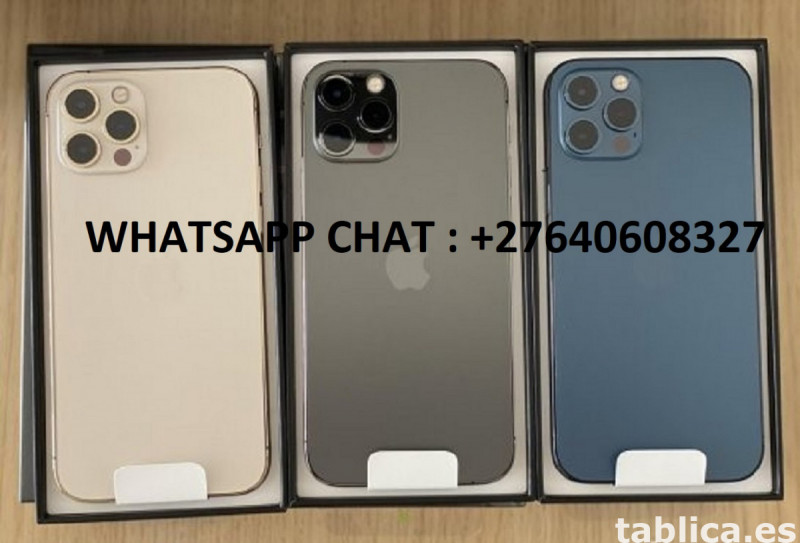 Apple iPhone 12 Pro = €500EUR, iPhone 12 Pro Max = €550EUR 1