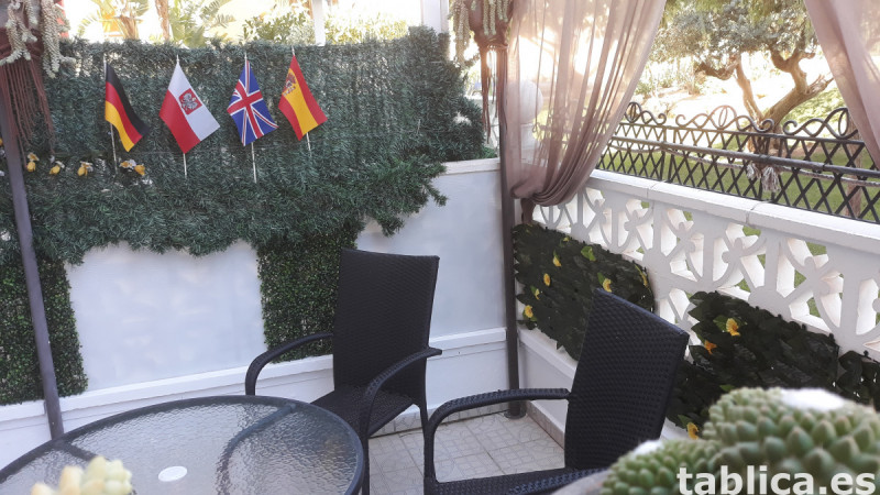 Costa Blanca. Wymarzone wakacyjne mieszkanie dla 2 osób. 5